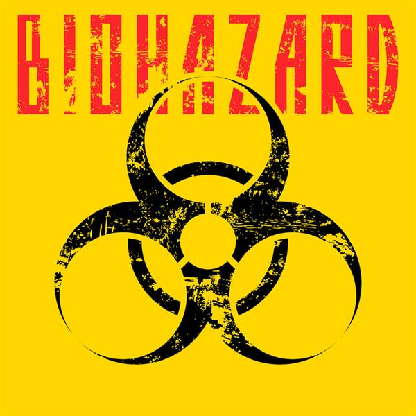 medical waste, biohazard symbol, janitorial cleaning, janitorial supplies melbourne Florida